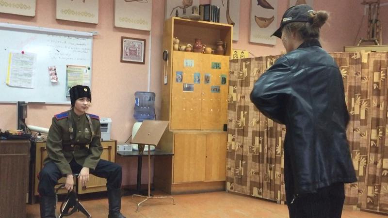 СХНП режиссура 4 курс 2017 год