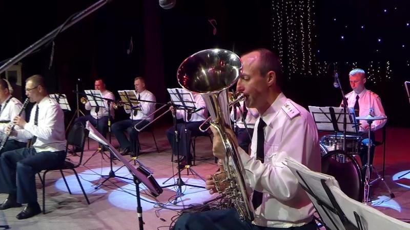 В Кирове прошел совместный концерт юных дарований и военного оркестра Росгвардии