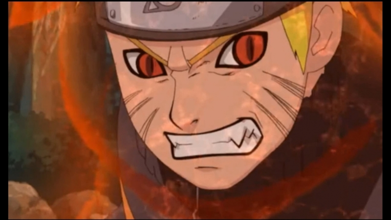 Naruto Shippuuden Наруто Ураганные Хроники Наруто Кьюби Против Дейдары Орочимару Сила Кюби