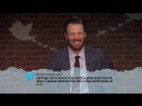 Chris Evans reads Mean Tweets full