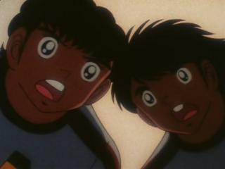 Captain Tsubasa TV - 112 (1983) (субтитры)