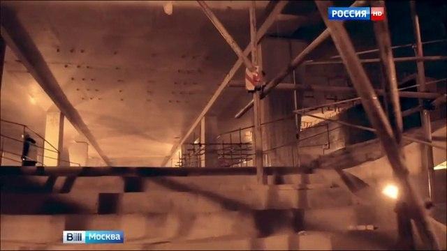 Вести-Москва • Петровский парк примет первых пассажиров в конце года