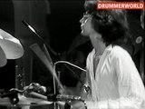 Andy Newmark - Ronnie Wood - Keith Richards - Rod Stewart Kilburn 1974