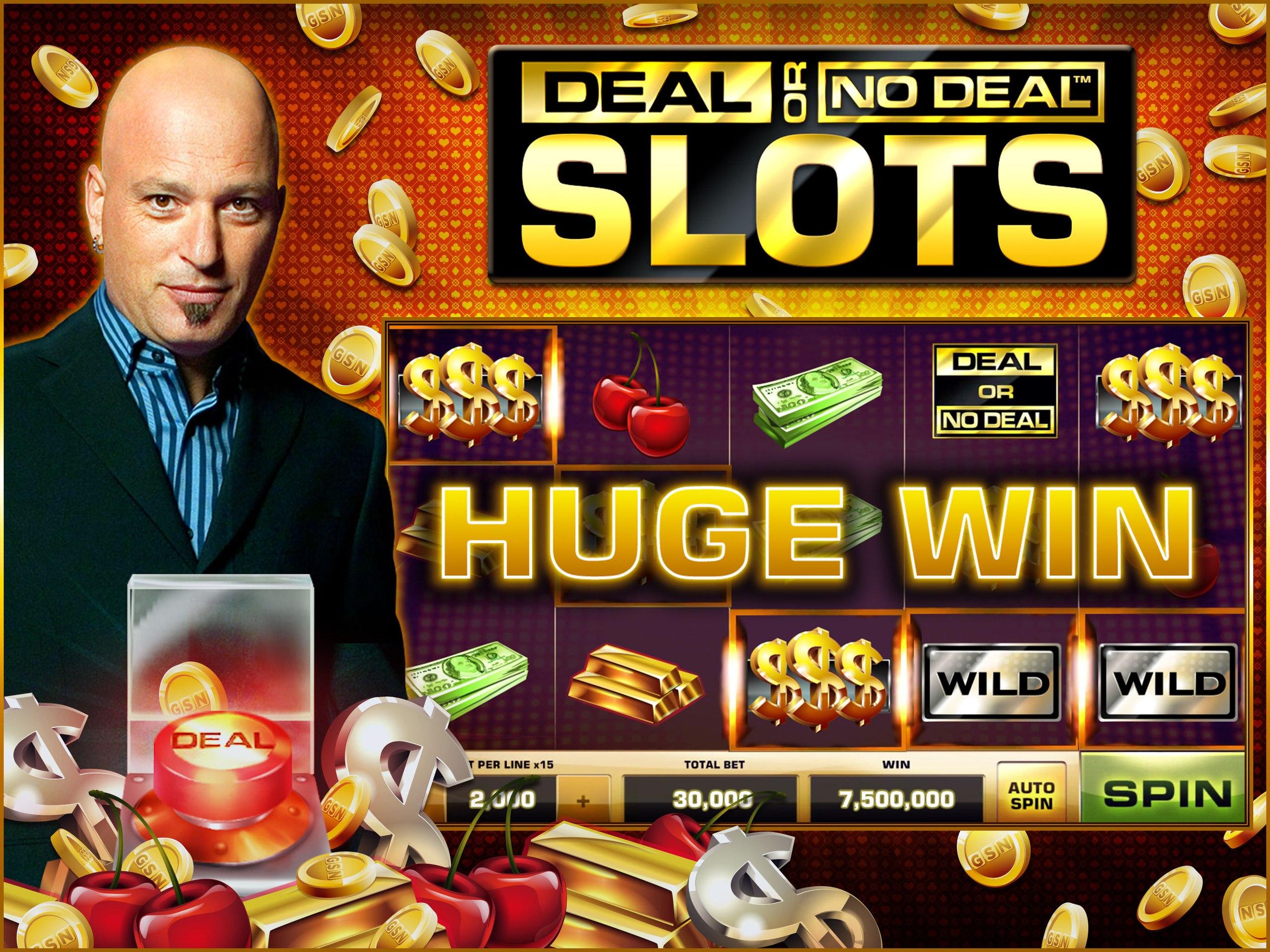 Обзор игры Сделка или Нет ( Deal or No Deal Slots ) для слота