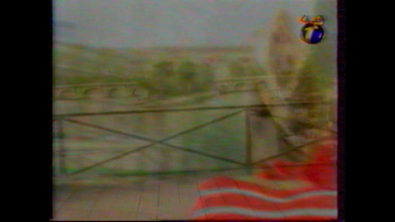 (staroetv.su) Clarins Paris (ОРТ, 07.01.1999) Спонсор показа