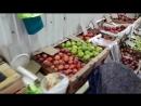 Магазин Овощи-фрукты У Володи. Часы Работы с 8оо до 20оо .Рынок Цкз по 2й Кирпичной возле магазина Вино-водка.