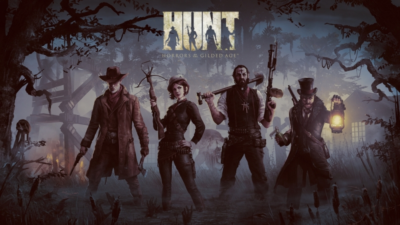 ЗБТ Стрим Hunt: Showdown