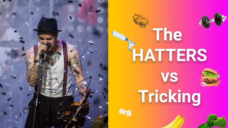 группа The HATTERS feat Tricking