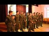А ну-ка мальчики,а ну-ка девочки- Острогожский казачий кадетский корпус