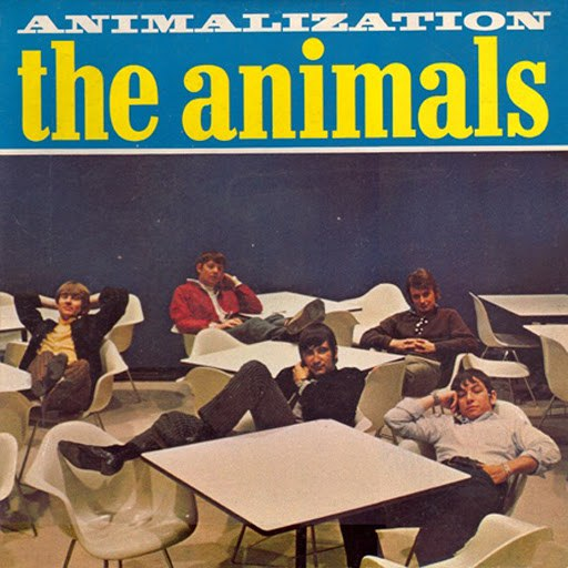 The Animals альбом Animalization