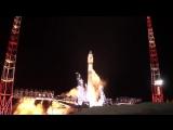 Пуск ракеты-носителя «Союз-2.1В» с космодрома #Плесецк