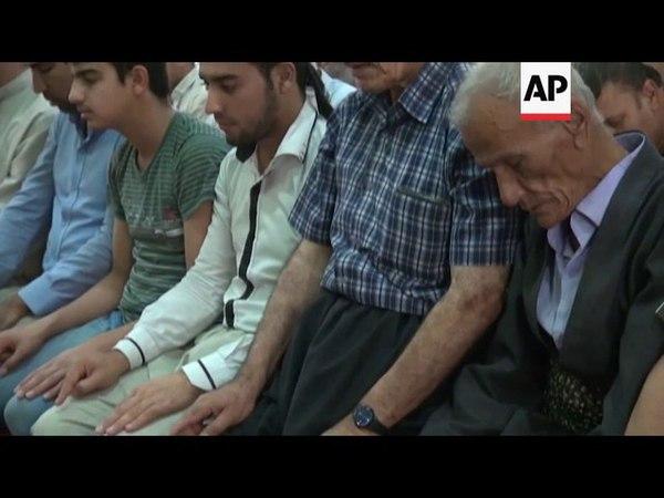 Kurdish community revives ancient Zoroastrian faith