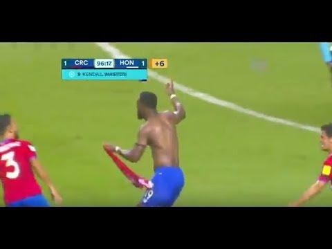 Costa Rica [1-1] Honduras ** Eliminatoria CONCACAF *** Full Match