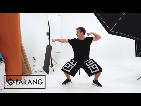 BTS Farang Photoshoot The Boss