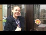 Семейное кафе «Крендель» получило фирменную наклейку качества «Утреннего канала» и Елены Хорошавцевой