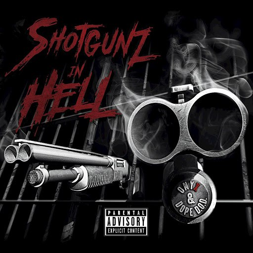 ONYX альбом Shotgunz In Hell
