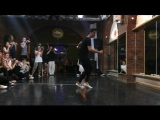 Frankie Martinez at Evolution Solo Weekend 2017