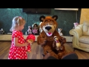 Маша и Медведь - знакомство Новый выпуск от Насти про Машу. Новые серии нашего влога для детей