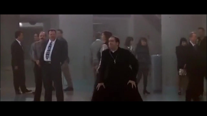 NICOLAS CAGE DANCE FROM FACE/OFF