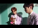 РУС.САБ Okay Wanna One EP.9