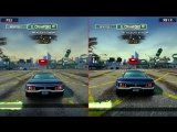 [4K] Burnout Paradise – Original PS3 (2008) vs. Xbox One X (2018) Remastered Graphics Comparison