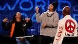 LES TWINS NBCWOD (ft. Chris Brown - Stars)