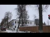 Поездка по городам Золотого Кольца России.