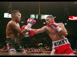 Felix Trinidad - Winky Wright Феликс Тринидад - Винки Райт