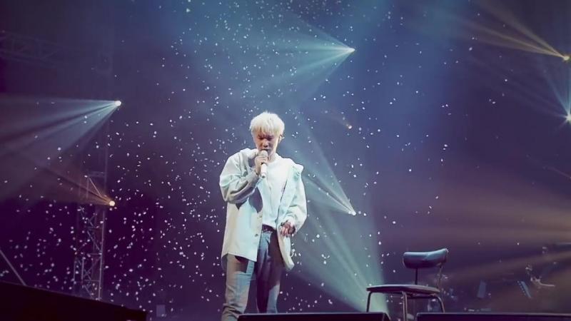 Kim Sung Kyu(김성규) - Dont move(머물러줘) (SHINE Live ver)