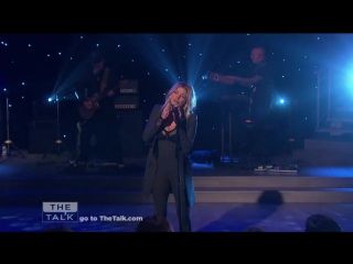 Fergie - A Little Work (live @ The Talk)