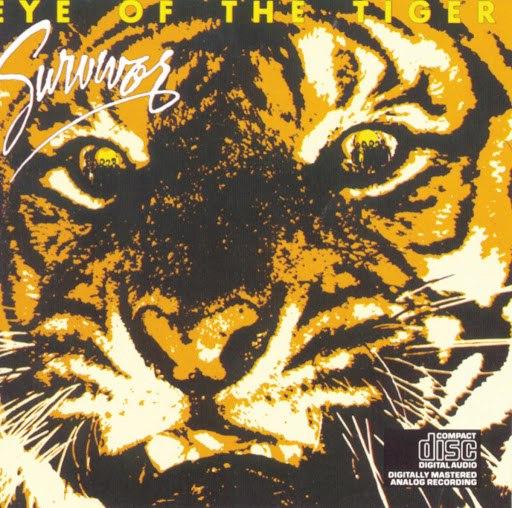 Survivor альбом Eye Of The Tiger