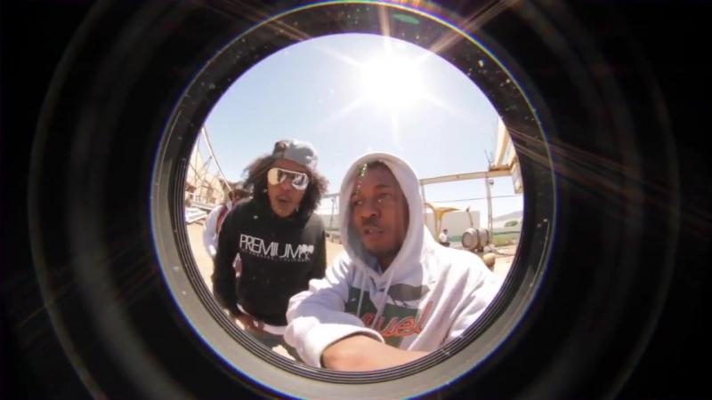 Jay Rock - Say Wassup (feat. Ab-Soul, Kendrick Lamar ScHoolboy Q)