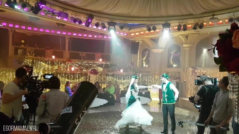 🎬 Съемка фильма Счастья! Здоровья!: татарский свадебный танец!