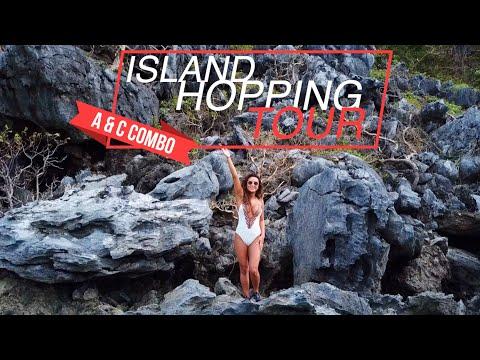 ISLAND HOPPING BOAT TOUR || El Nido, Palawan