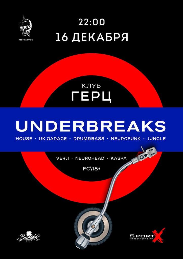Underbreaks