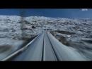 Как видит машинист управляющий высокоскоростным поездом mp4