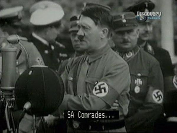 Приспешники Гитлера. Генрих Гиммлер