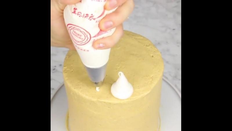 Симпатичный тортик