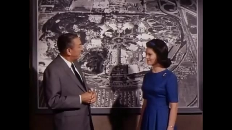 Walt Disneys Wonderful World of Color - S11E13 - Disneyland 10th Anniversary (January 3, 1965)