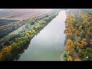 Астраханская область с высоты птичьего полета