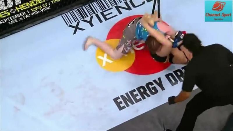 Непобежденная чемпионка UFC. Самая сильная и красивая женщина. Ронда Роузи
