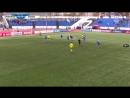 Первый гол Кубани в матче с Олимпийцем