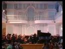 В.А.Моцарт Концерт для фортепиано с оркестром № 13 до мажор, KV 415(ч2) -исполняет Симфонический оркестр Министерства обороны РФ