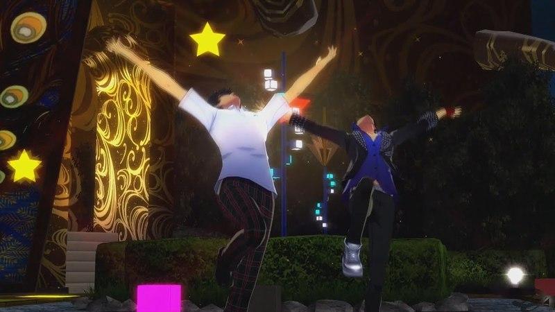 Persona 5 Dancing Star Night- Blooming Villian (Cinematic)