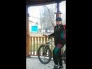 Слайд А Барыкин Я буду долго гнать велосипед