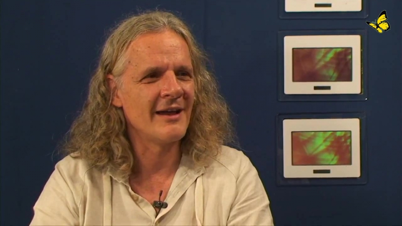 Tagesenergie 107 - Alexander Wagandt im Gespräch mit Jo Conrad