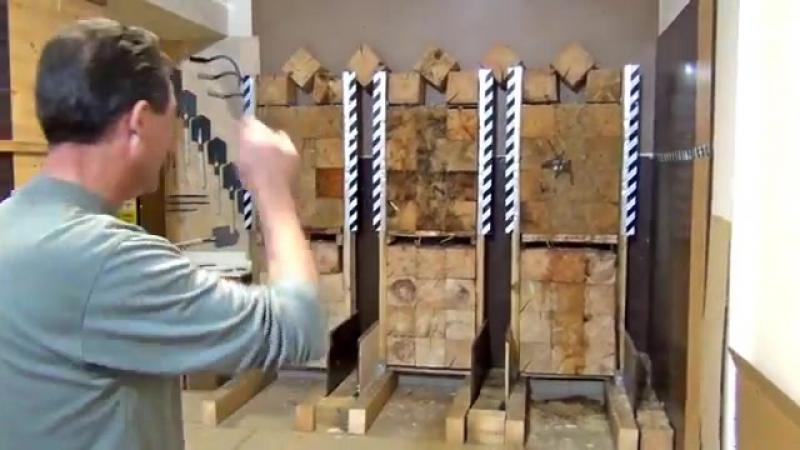 Метание Ножей в Игральные Карты