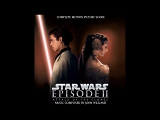 Star Wars OST Pazm Anakin Love Without borders