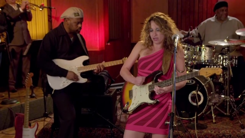 Ana Popovic - Cant You See What Youre Doing To Me