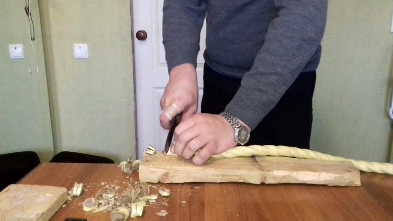 Охотничий нож ШХ15СГ